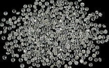 Natural Loose Diamonds G-H Color Round I1-I3 Clarity 0.70 To 1.10 MM 50 Pcs NQ5