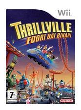 Thrillville: Off the Rails (Nintendo Wii, 2007)