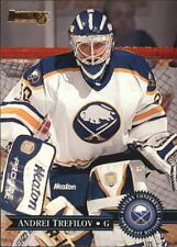 1995-96 Donruss Buffalo Sabres Hockey Card #273 Andrei Trefilov