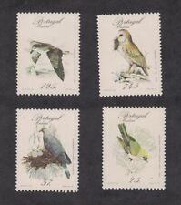 Portugal Madeira 115 - 118 - Birds. Set Of 4 Singles. MNH. OG.   #02 PORMAD115s4