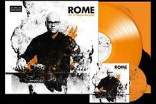 ROME The Hyperion Machine - LP / Orange Vinyl + CD - Limited 500 / US Edition