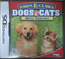Paws & Claws: Dogs & Cats Best Friends  (Nintendo DS, 2007)