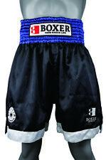 Boxer Long Trunks Free Shipping from Japan S-Xl Long Pants Black Boxing New Jpn