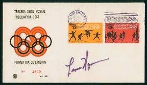 MayfairStamps Mexico 1967 Pre-Olympic Postal Series First Day Cover wwp80611