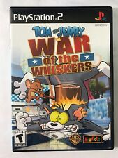 Tom and Jerry in War of the Whiskers (PS2, 2002) Tested Complete
