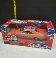 1969 Charger Dukes Of Hazard General Lee ERTL American Muscle 1:18 Scale New