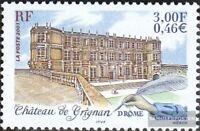 Frankreich 3555 (kompl.Ausg.) postfrisch 2001 Tourismus