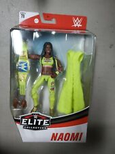 Wwe Mattel Elite Collection Naomi Action Figure