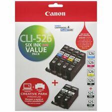 Canon Cli526 - Pgi525 6 Ink Cartridges & Express
