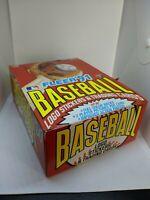 1991 FLEER Baseball Card Wax Box Unopened 36 Factory Sealed Packs Item 430
