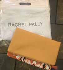 Rachel Pally Vegan Leather Reversible Clutch in Zahara BRAND NEW