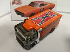 Hot Wheels Custom Dukes of Hazzard General Lee Highway Hauler 3.0 (HW ID)