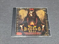 Diablo2 Expansion Blizzard PC Game Korean Version Windows CD ROM Retro Rare