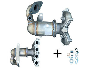 NEU Katalysator Ford Fiesta 5 und 6 Ford Fusion 1.25 / 1.4 - Mazda 2 Krümmerkat