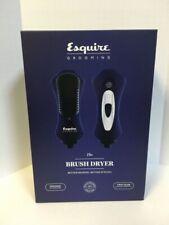 Esquire Grooming Hand Brush Dryer FAROUK New hair dryerEUROPEAN PLUG CONNECTION