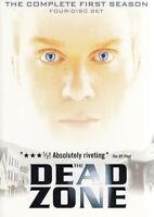 THE DEAD ZONE - THE COMPLETE FIRST SEASON (BOXSET) (DVD)