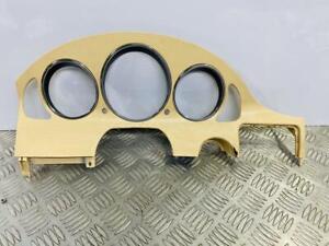 #40 MERCEDES SLK R170 Speedometer Cluster Surround Trim RHD A1706800436