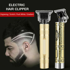 Hair Clipper Electric Trimmer Cordless Outliner Men Barber Beard Hair Cutting 2