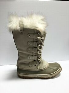 Sorel Joan Of Arctic Womens Winter Boot Size 8.5 M
