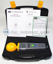 133TES-92 3-AXIS EMF/Radiation ElectroSmog Meter Tester  !NEW! Free shipping