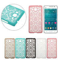 Damask Hard Case Cover For Samsung Galaxy Grand Prime G530H G5308 Stylish