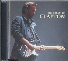 Eric Clapton - The Cream Of Clapton - Pop Hard Rock Music Cd