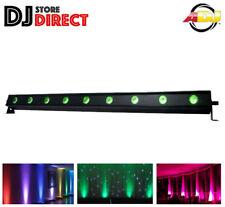 American DJ Adj UB 9h 1m 1 Metre RGBWA UV Hex LED Stage Wash Light Bar Remote