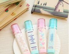 Fashion Students Pen Shape Eraser Rubber Stationery Kid Gift Toy Cute  GT