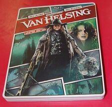 Van Helsing Steelbook (Blu-ray/DVD, 2004, 2-Disc Set) FREE SHIPPING!