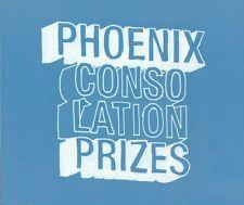 Original 2006 CD PHOENIX  Consolation Prizes (Original & Extended Version)  MINT
