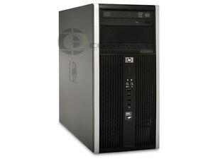 HP Compaq 6005 Pro Microtower AMD Sempron 140 CPU 2.7GHz 4GB DDR3 250GB No OS