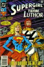 Supergirl & Team Luther #1 (Superman Dc Comics)