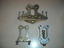 SKI DOO 1996 MACH Z STEERING PIVOT BRACKETS,MAY FIT OTHERS WITH THE SAME CHASSIS