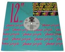 Philippines THE COMMUNARDS Never Can Say Goodbye EP Record
