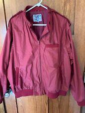 Trader Bay Jacket XXL Vintage Maroon