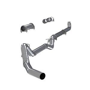 """MBRP 4"""" Exhaust For 2001-2010 Duramax 6.6L LB7, LLY, LBZ,LMM Aluminized S6004PLM"""