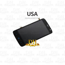USA Black For ZTE Majesty Pro Z798BL 4.5 Full LCD Display Touch Screen Digitizer