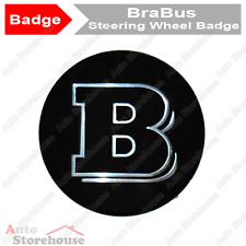 Mercedes Smart BraBus Steering Wheel Badge Emblem