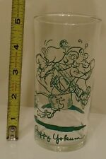 "Pappy Yokum  AL CAPP GLASS 1949 Tall 5 1/4"" Rare Size 1949 ufs super nice shape"