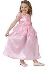 Girls Pink Princess Toddler/Child Costume Size Small (3T-4T)