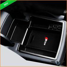 Audi Q5 Armlehne Lagerung Aufbewahrungs Kiste Becher Hälter Ablage Zubehör