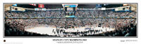 NHL New Jersey Devils 2003 Stanley Cup Champions Panoramic Poster 4012