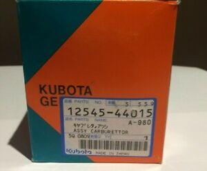 Kubota Assy Carburettor P/N : 12545-44015