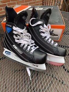 Bauer Ice Skates Hockey Skates Youth Size US 3R Supreme Select
