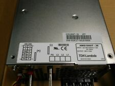 TDK-Lambda HWS1800T-36 Input 3Phase 200-240VAC 7A, Output 36V 50A Power Supply