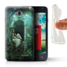Étuis, housses et coques métalliques LG pour téléphone mobile et assistant personnel (PDA)