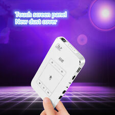 3D mini mobile projector home WiFi wireless mini 4K HD 1080P portable