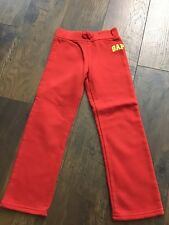 Baby Gap Kids Girls Red Fleece Pants 5T