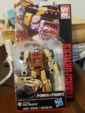 Transformers Generations Outback Power of the Primes Legends