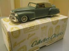 Buby Collectors Classics Lincoln Continental Top Up made in Argentina 1/43 NMIB